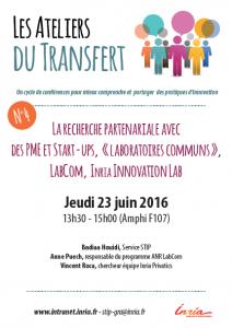 2016-atelier-du-transfert-recherche-partenariale-InriaInnovationLab