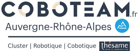 Coboteam Auvergne Rhône-Alpes – Cluster Régional Robotique et Cobotique