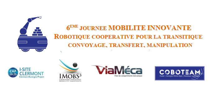 la 6 u00e8me journ u00e9e mobilit u00e9 innovante   robotique coop u00e9rative